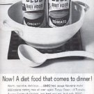 1962 Sego Diet Food ad ( # 2122)