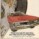 1972  Kelly Springfield  Tires ad ( # 1537)