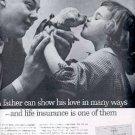 1961 New York Life Insurance Company ad (  # 2131)