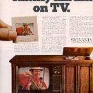 1968  Sylvania Tv ad (   # 3099)