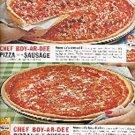 1962  Chef Boy-Ar-Dee    ad ( # 1397)