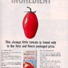 1962  Appian Way Pizza ad (#  1475)