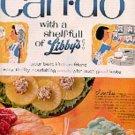 1962  Libby's ad  (# 1414)