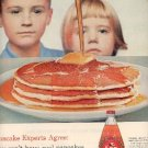 1960  Log Cabin Syrup ad (#  1630)