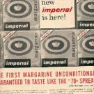 1960 Imperial  Margarine ad (  # 1708)