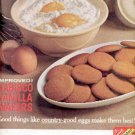 1961 Nabisco Vanilla Wafers ad (  # 2129)