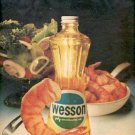 1964 Wesson Oil ad ( # 2542)
