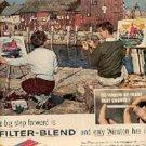 1960  Winston cigarette ad (# 1625)