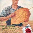 1945 Lucky Strike  cig. ad ( # 2714)