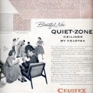 1957  Celotex Ceilings ad (# 4741)