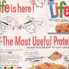 1962 Life Cereal ad ( # 2584)