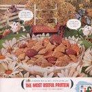 1964 Life Cereal- Quaker Oats ad ( # 2556)
