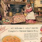 1950  Campbell's Soup ad ( # 2784)