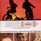 1967 Wonder Bread ad ( # 2443)