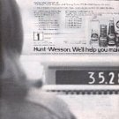 1970  Hunt-Wesson ad ( # 2947)