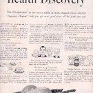 1952   Sunkist California Oranges ad ( # 2462)