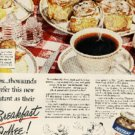 1949 Chase and Sanborn Coffee ad (# 624)