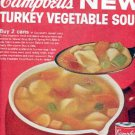 1962 Campbell's Soup ad ( # 2579)
