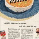 1944 Campbell's Soup ad   ( # 595)