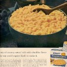 1963 Kraft Home Cooked Dinners ad ( # 2319)