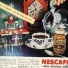 1948 Nescafe ad  (# 619)