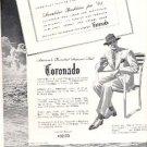 1941 Burdine's Sunshine Fashions ad (# 2601)