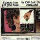 1972  RCA XL-100 Television  ad (# 1202)