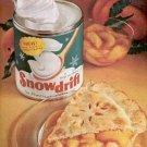 1964 Snowdrift Shortening ad ( # 2535)