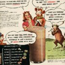 1945 Borden's Hemo ad ( # 649)