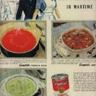 1944  Campbell's  Tomato Soup ad (#  1357)
