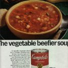 1968  Campbell's Vegetable  Soup  ad (#  1359)