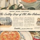 1945 Campbell's Soup ad ( # 2400)