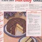 1944  Swans Down Cake Flour  ad ( # 3086)