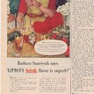 1944 Lipton Tea      ad ( # 2015)