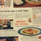 1944 Borden   Fine Cheeses ad (#  549)