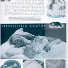 Jan. 1947 Spring Air Mattress- Box Springs    ad (#121)