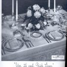 Jan. 1947  The Irish Linen Guild   ad (#148)