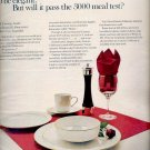 Sept. 1968  Centura Tableware by Corning  ad (# 100)