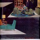 May 1963  Modern Artisan Collection by Kroehler   ad (#52)