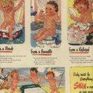 1945    Swan  soap      ad   (# 1090)