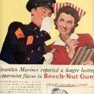1941  Beech-Nut Gum ad (#  1858)