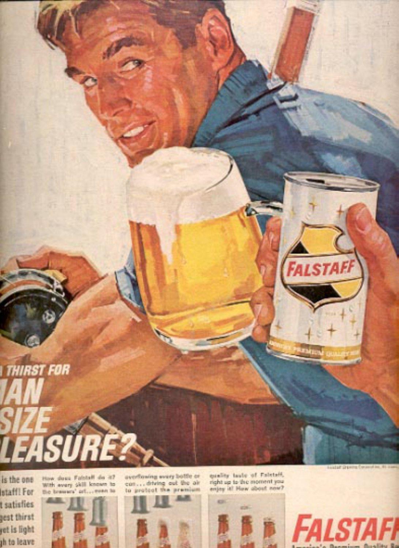 1964     Falstaff Beer  ad (# 4846)