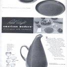 Dec. 1949  Russel Wright American Modern Dinnerware and Stemware   ad (# 16)