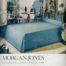 1966 Morgan-Jones Bedspreads  ad (#5793)