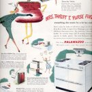 Sept. 22, 1947  Kalamazoo oven   ad (#6270)