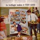 1964  Whirlpool refrigerator    ad (#5680)