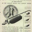 1932  Silver Jubilee Hoovers ad (  # 955)
