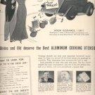 June 5, 1939 Wear-Ever aluminum cooking utensils   ad (#6056)