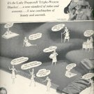 Oct. 30, 1939   Lady Pepperell Blanket   ad (#6068)