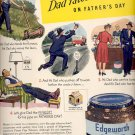 June 2, 1947     Edgeworth Pipe tobacco    ad  (#6594)
